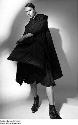 Flanelle Magazine 's new Fall Fashion editorial featuring our Hungarian Designer  Sandor Lakatos 's cape , shorts by Our designer  Simplicio Michael Luis Herrera  and Shoes by Our French shoe master  Philippe Zorzetto, handmade shoes for both men and women . styled by  Gabriel Langenbrunner . Fashion Provided By  #IvanBittonStyleHouse