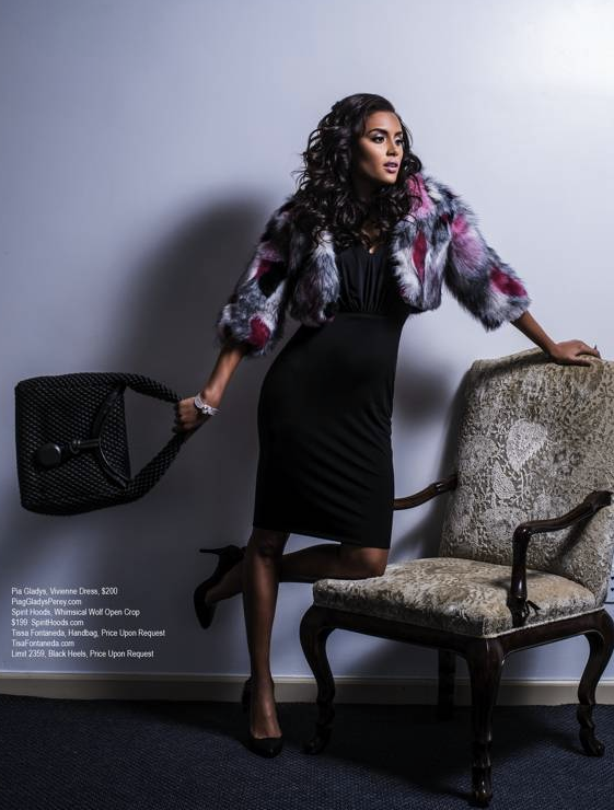 Amazing shot featuring a bag from our Spanish Designer   Tissa Fontaneda  for   Regard Magazine   . styled by   AmbiKa Sanjana  .   Fashion Provided By   #ivanBittonStyleHouse