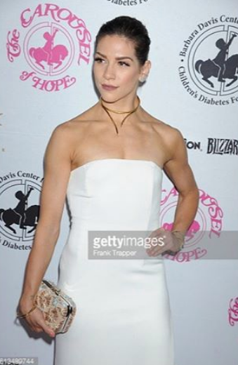 Allison holker  , the star of  Dancing with the Stars  on  ABC Television Network  is looking Dashing with a clutch from our Italian designer  Ottaviani  and Jewelry by our American designer  Sambac Jewelry   Styled by  Lisa Cameron .  Fashion Provided By  #IvanBittonStyleHouse