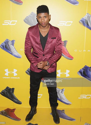 Empire  Superstar  Yazz The Greatest  was rocking a jacket from our American designer  Barabas Men  last night at an  LA Fashion Week  Red Carpet in Hollywood. Styled By  Jason Griffin  assisted by  #TeamBitton   Leisa Balfour .  Fashion Provided By  #IvanBittonStyleHouse