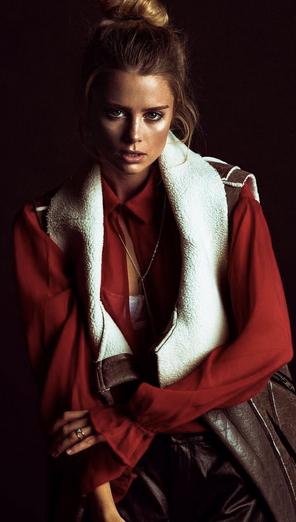 Latest Fashion editorial by stylist  Christina Calautti  featuring Danish designer  NÜ Denmark  .Fashion Provided By  #IvanBittonStyleHouse