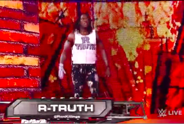 Breaking News!  @wwe  champion superstar R-truth  @ronkillings1  comes to the ring Live wearing a pair of pants from our designer  @barabas_men  styled by  #teambitton  @leisastylediva  Fashion Provided by  #ivanbittonstylehouse   #audracheeks
