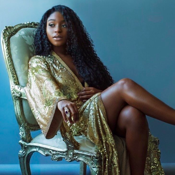 American powerhouse  @normanikordei from superstar band  @fifthharmony flaunting her beautiful ring by our designer  @sambacjewelry Styled by  @styledbyambika for  @regardmag Fashion provided by  #ivanbittonstylehouse