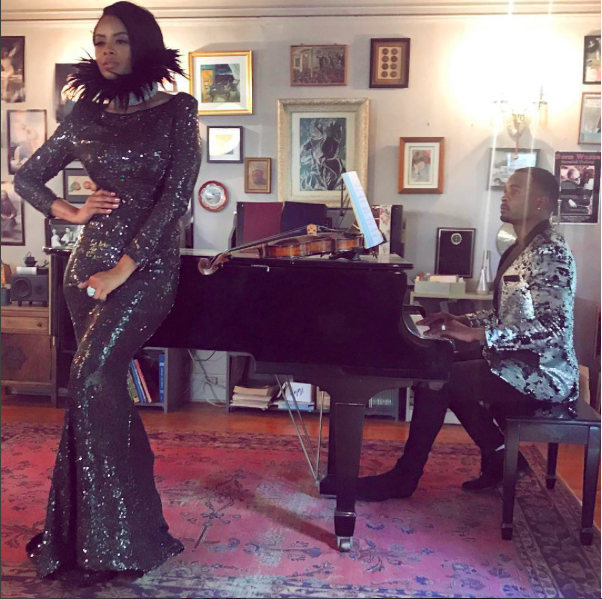 Behind the scenes 📸from a fashion editorial starring Hip hop and reality tv royalty star ⭐️ @vanessajsimmons posing for  @mwmagofficial wearing our designers ✨ @marcellvonberlin  @maukevjewelry  @sambacjewelry  @barabas_men styled by  #teambitton  @bbydddy  @faithnmyfashion fashion provided by  #ivanbittonstylehouse creative director  @aarongomezp interview by  @anita_producer  #ootd  #style  #magazine  #celebrity  #glam  #tv  #fashiondesigner