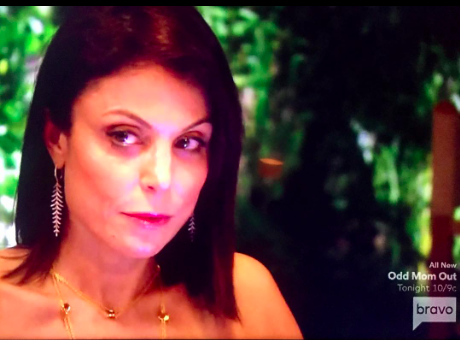 @bravotv reality tv superstar from 'The real housewives on New York'⭐️ @bethennyfrankel rocking our designers earrings✨ @sambacjewelry fashion provided by  #ivanbittonstylehouse  #ootd  #fashiondesigner  #ny  #bravo  #celebrity  #style