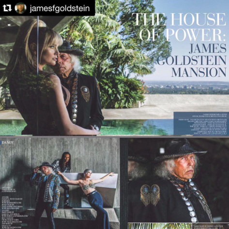 Incredible fashion editorial Done for  @liveinmagazine  featuring one of the most beautiful houses in the world located it Beverly Hills the James Goldstein mansion designers featured  @danrichters   @barabas_men  @nous_sommes_des_heros  @chernobyl_show_design  @marcellvonberlin   @nicolebakti  @sambacjewelry  fashion provided by  #ivanbittonstylehouse  photography by  @tsvisual  fashion editor  @pamelaquinzi  #fashion  #cover  #editorial  #celebrity  #luxury  #magazine  #livein  #fashiondesigners  #style  #production