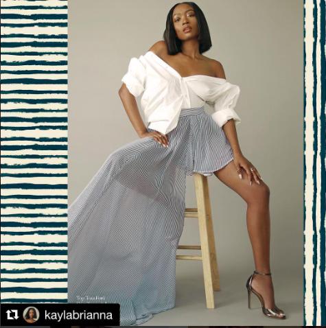 Singer  @kaylabrianna slaying this magazine editorial wearing our designers  @nous_sommes_des_heros  @sambacjewelry  @j.wonyen styled by  @devonlmitchell fashion provided by  #ivanbittonstylehouse  #singer  #style  #ootd  #fashiondesigners  #editorial  #music  #celebrity