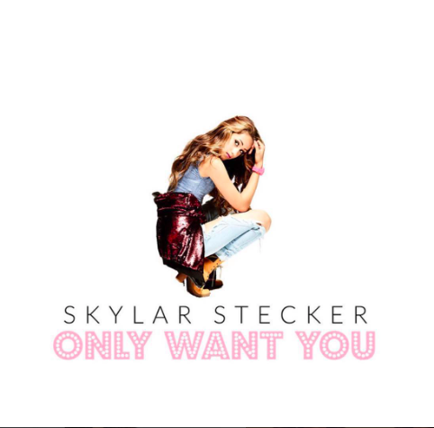 "Singer  @skylarstecker  looks amazing for her new single ""only want you"" wearing our designers  @marcellvonberlin  styled by  @amontes4659  fashion provided by  #ivanbittonstylehouse  #celebrity  #editorial  #singer  #album  #style  #fashiondesigner"