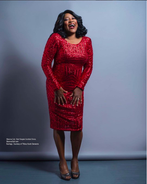Fashion editorial Done for  @regardmag starring actress  @lodivadevine from the  @thecarmichaelshow wearing our designers ✨ @sgshannagall  Styled by  @tgatiffanystylist fashion provided by  #ivanbittonstylehouse  #style  #fashiondesigner  #celebrity  #comedian  #blogger  #ootd