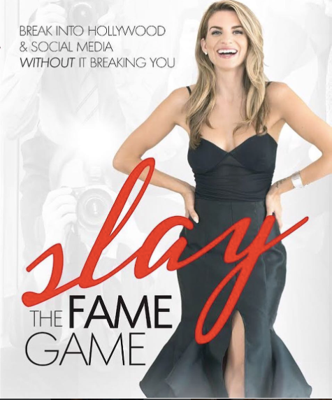 Cover book Alert 🚨 with celebrity blogger and hollywood socialite  @iamrachelmccord showing us how  #slaythefamegame wearing our designers  @sgshannagall  @sambacjewelry fashion provided by  #ivanbittonstylehouse  #fashiondesigner  #ootd  #style  #book  #cover  #celebritystyle