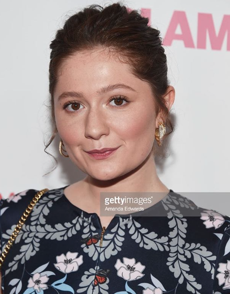 Beautiful  @emmarosekenney from hit tv show  @shameless rocking our fabulous jewelry  @sambacjewelry at the women making history awards red carpet styled by  @michaelstmichael fashion provided by  #ivanbittonstylehouse  #ootd  #shameless  #celebrity  #redcarpet  #fashiondesigner  #style  #emmys  #jewelry