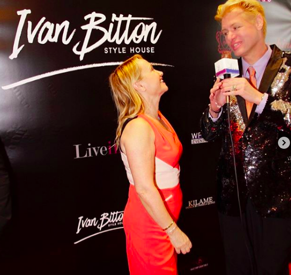 Spotted! Celebrities flocked the  @lamborghinichampagne sponsored event for the  @ivanbittonstylehouse and  @liveinmagazine for our cover with America's sweet heart @tarareid in Beverly Hills last night produced by the amazing  @aarongomezp and  @pamelaquinzi !! Thank you to  @mtv host  @simonejkelly , @cbstv superstar from hit show  #CSI  @sofiamilos_official , Celebrity fashion activist  @ivanbitton , @empirefox star  @azmarieofficial , the Iconic  @mariaconchita_a , the phenomenal pop opera star  @charissemills , the gorgeous  @fashiondollstv  @desteneemckenzie many more! Using our designers  @cavallodeferrobrazil , @barabasmen , @kilame  @shefali_couture  @kaptainofhollywood , @hatersnapba