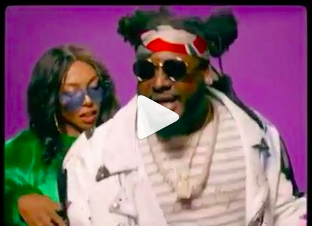 Incredible music video starring  @tpain ft. @smino using our amazing designers  @sambacjewelry  @napsvgar  @valdazur  @liquidmetalcollection  @egidio_alves_luxury_shoes styled by  @marclovelife fashion provided by