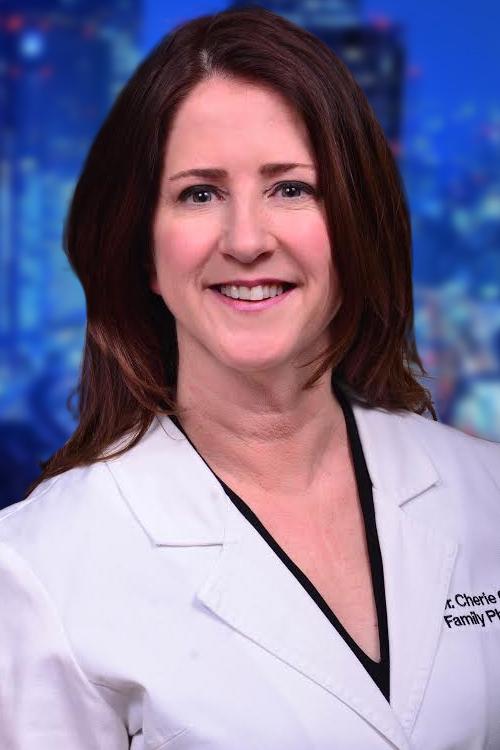 Dr. Cherie Gilleon