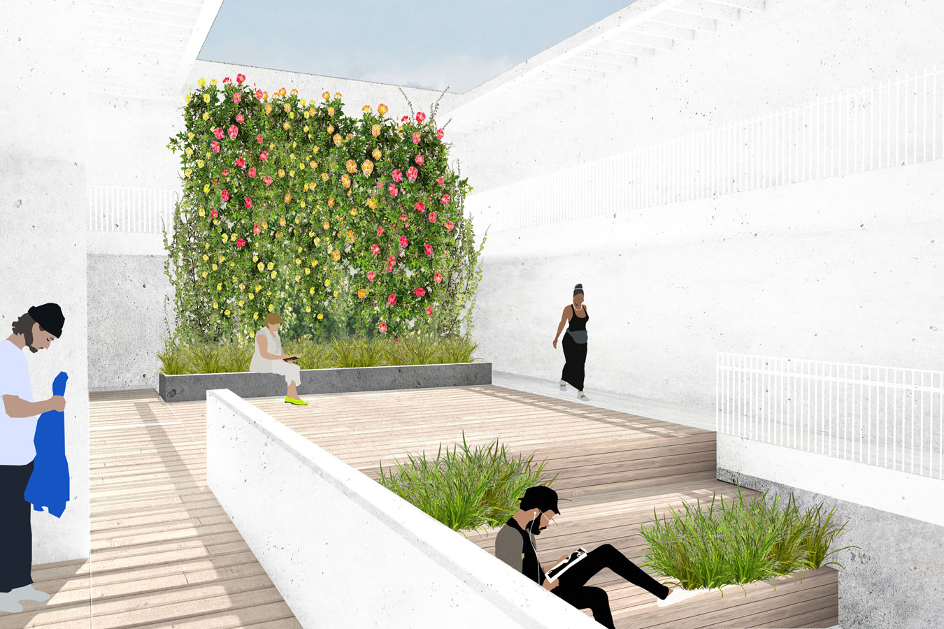 TINA CHEE landcape studio-Rose Apts-upper courtyard__.jpg