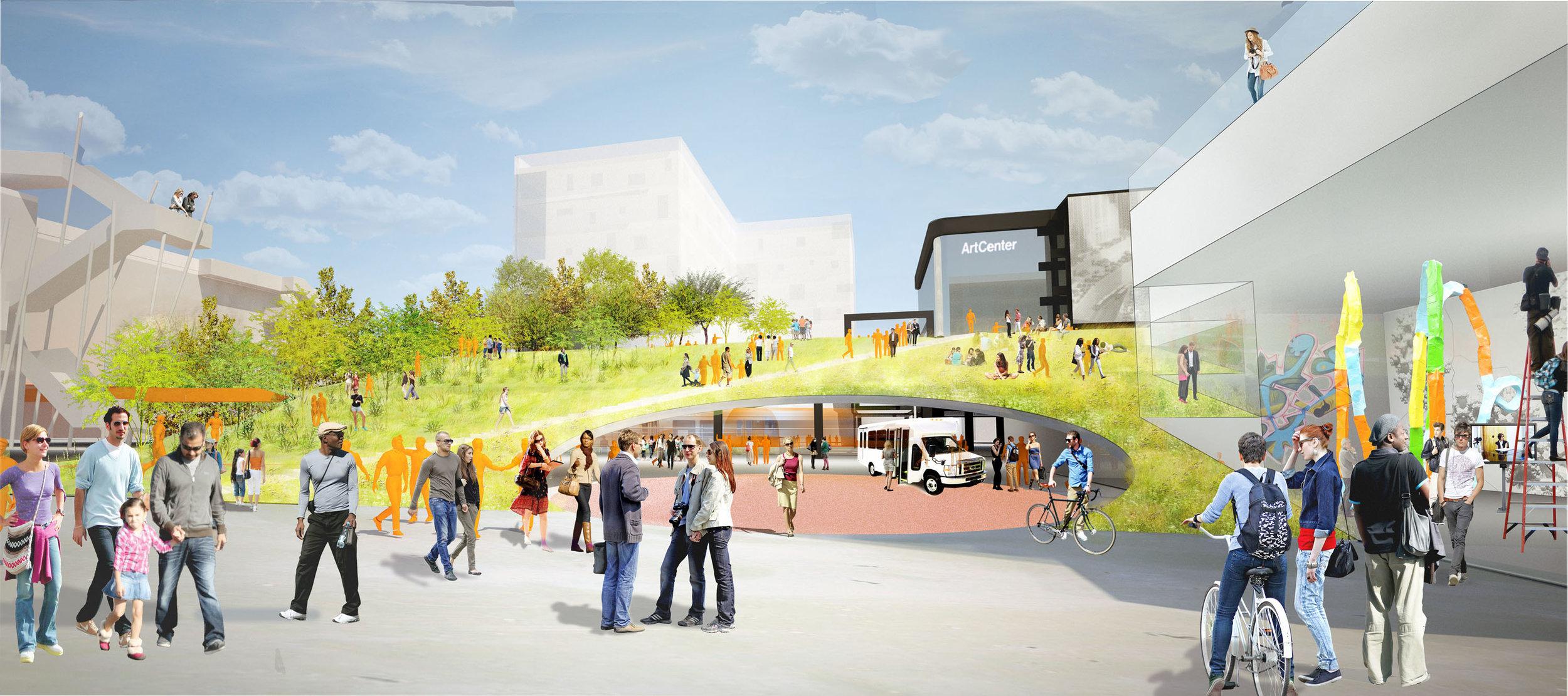 TINA CHEE landscape studio_ArtCenter College of Design Masterplan_mobility hub.jpg