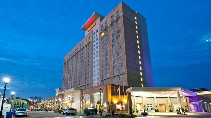 Marriott Raleigh City Center