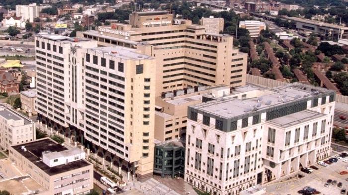 Grady Memorial Hospital Expansion