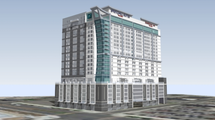 AC Hotel Nashville (Tri-Brand)