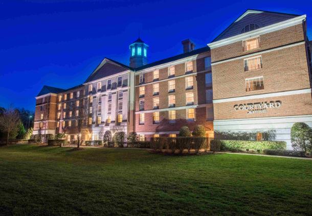 Courtyard Chapel Hill