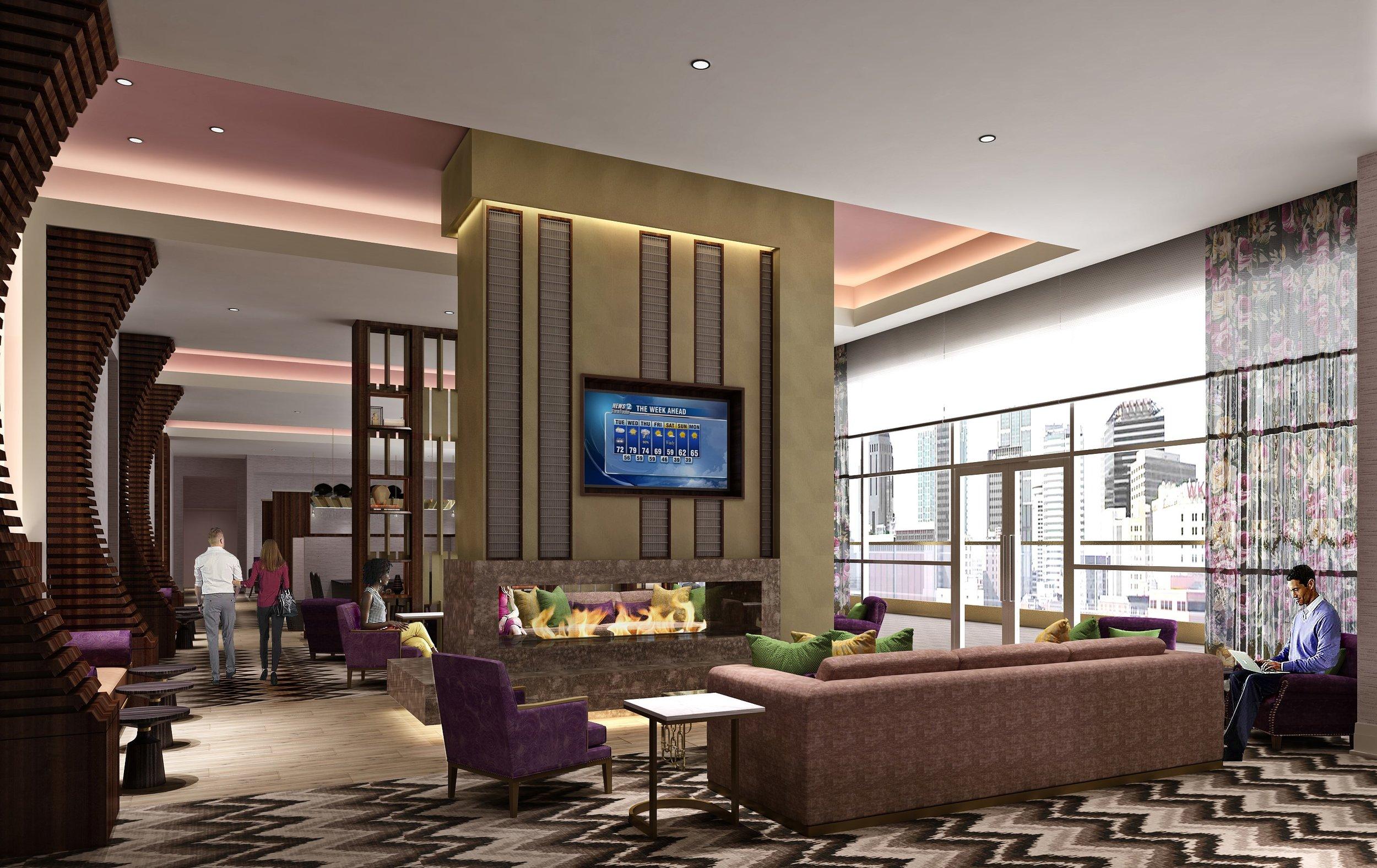 Nashville Tri-Brand Rendering - Residence Inn & Springhill Suites Lobby.jpg