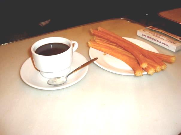 Churros at San Gines