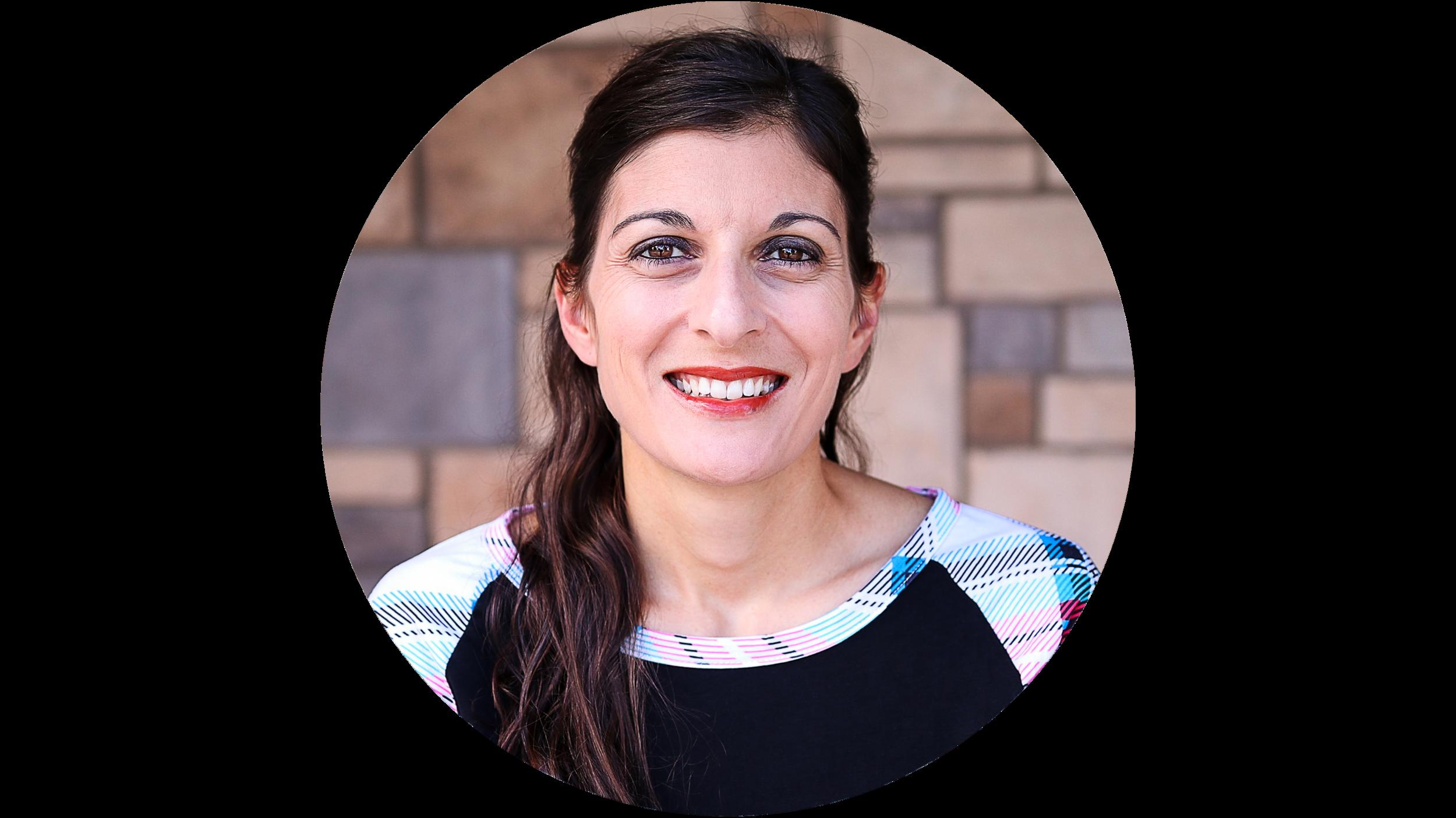 Julie Spier - Family PastorContact Pastor Julie