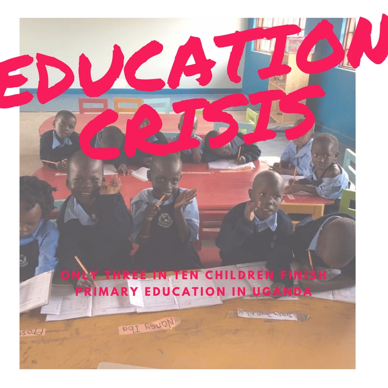 Help fight Uganda's education crisis by providing a child with a high quality education.