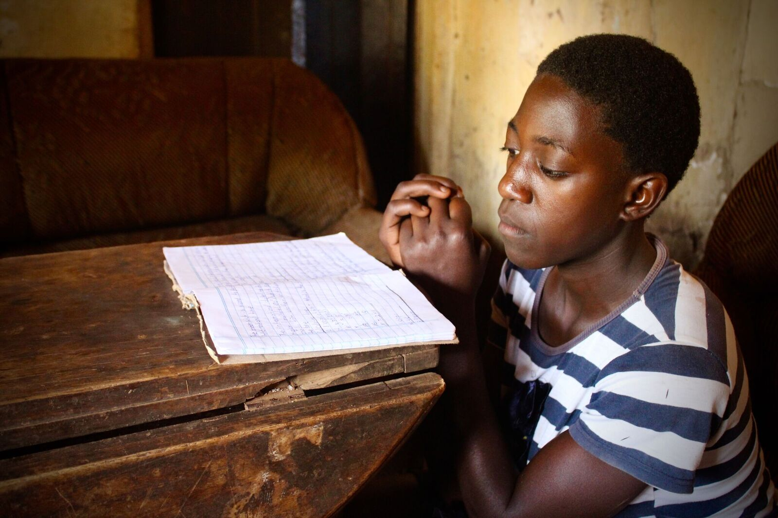 SEE FIRST HAND THE IMPACT <BR> YOUR  FUNDRAISING WILL HAVE <BR> ON A GIRLS LIFE <BR> IN UGANDA