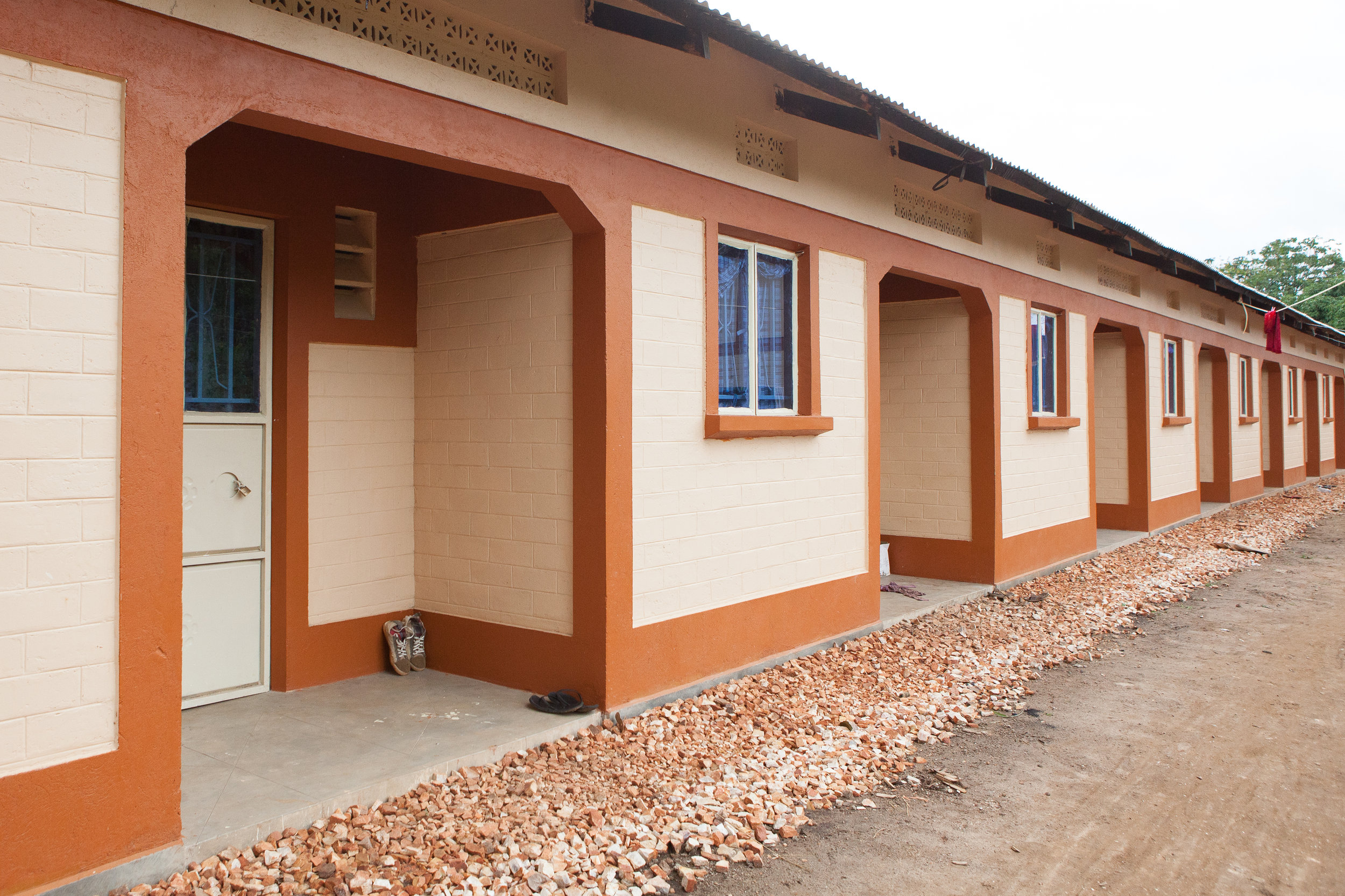 Built 20 new teacher houses to enable us to attract and retain the highest quality teachers.