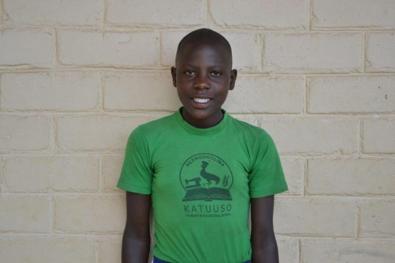 Christine Nanfuka, Katuuso Primary 7
