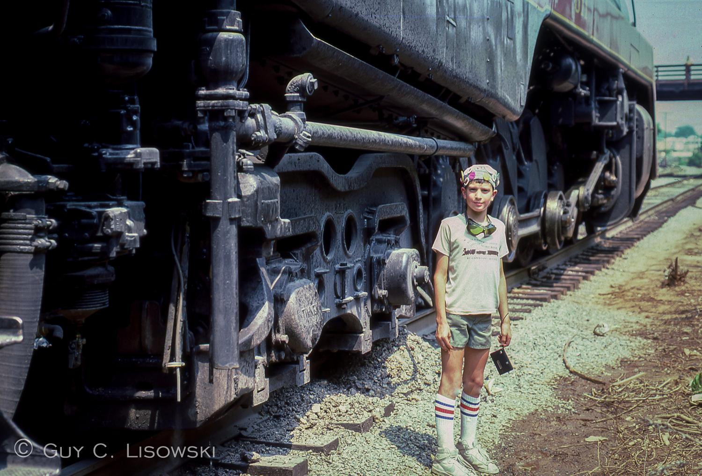 The author- Charlottesville, VA June 1, 1986.