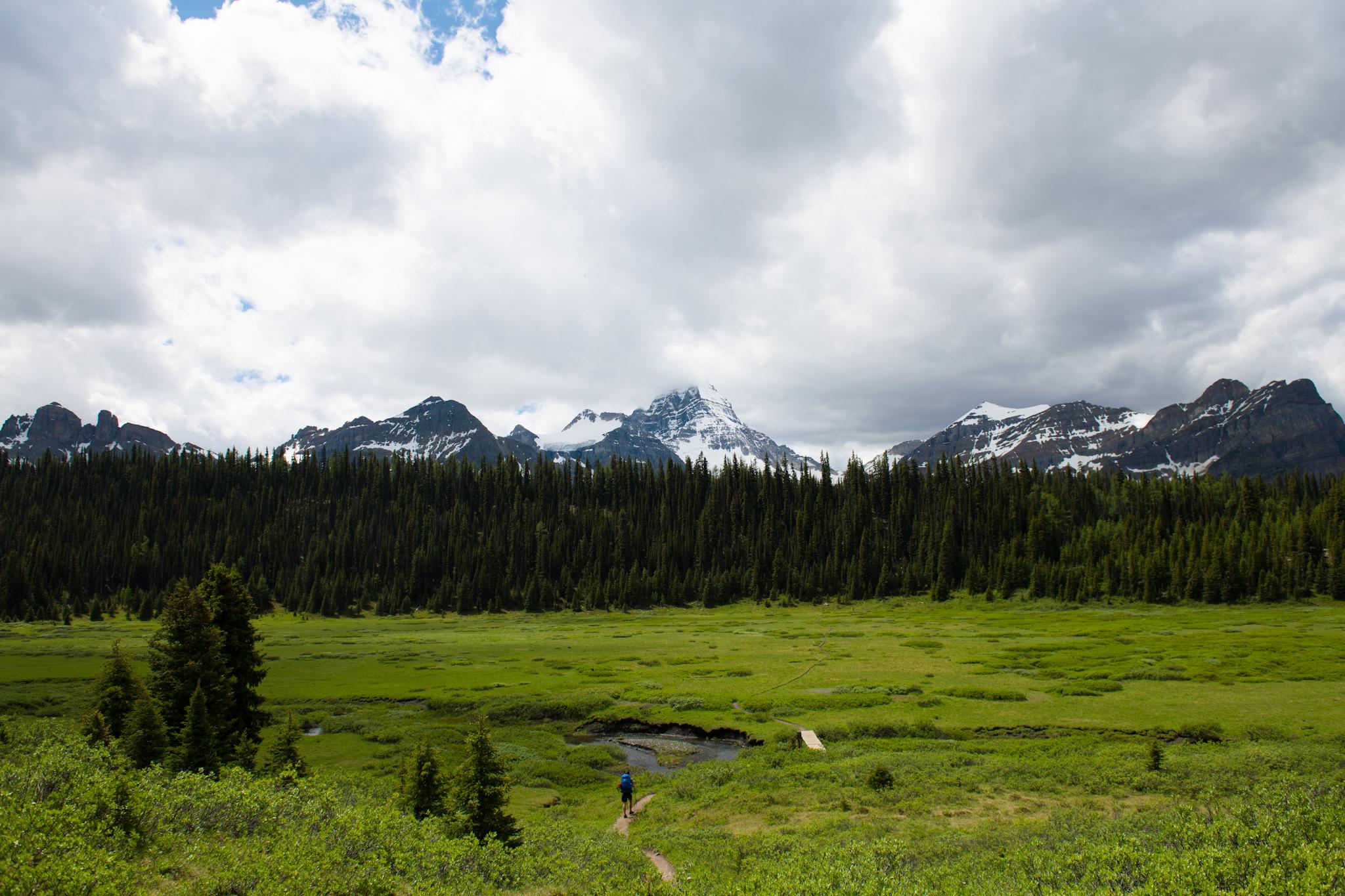 Assiniboine Pass