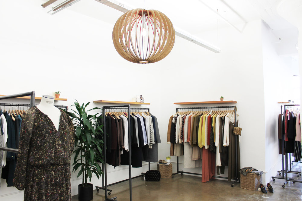 Pieces from Swildens , repped by Noella Showroom