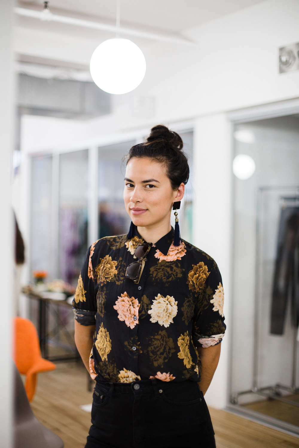 Camilla Vivian Mayer, Founder of  Open Haus Collective  and Community Manager at  MILK Makeup