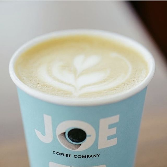 Make sure to stop by the  Joe Coffee Company  stand the first hour of the show for complimentary drip coffee! This is the perfect way to start a successful day of buying.