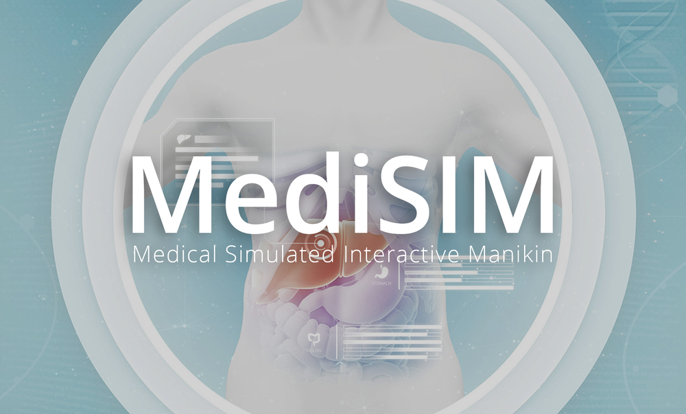 MediSIM - A Mixed Reality Medical Educational Project