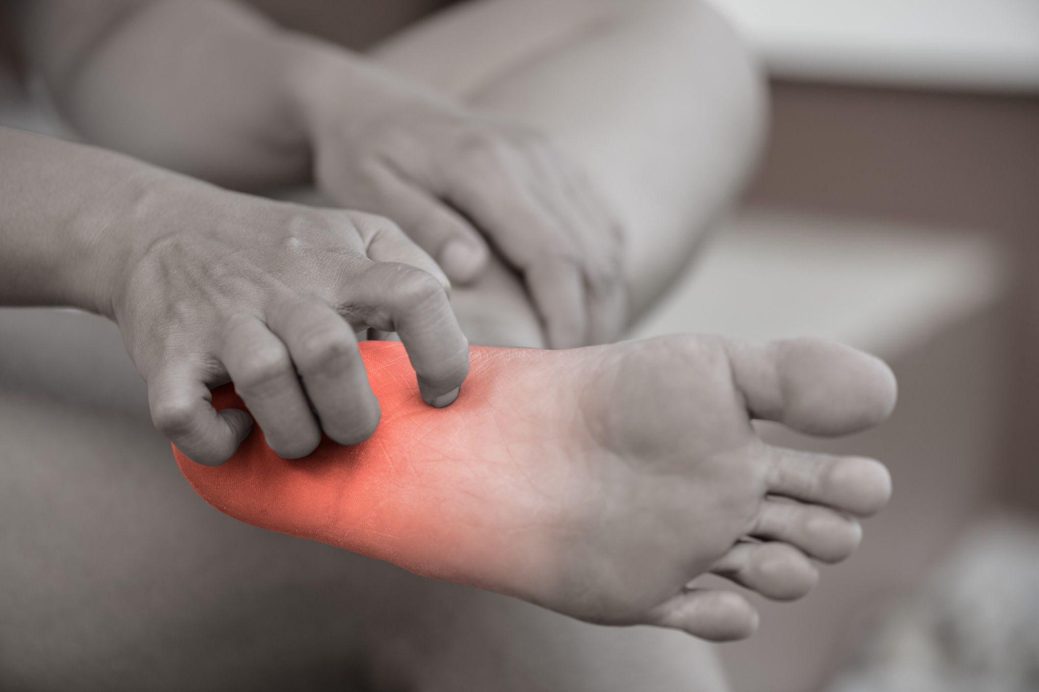 Regenerative medicine can decrease burning, sharp pains in peripheral neuropathy as well as decrease numbness