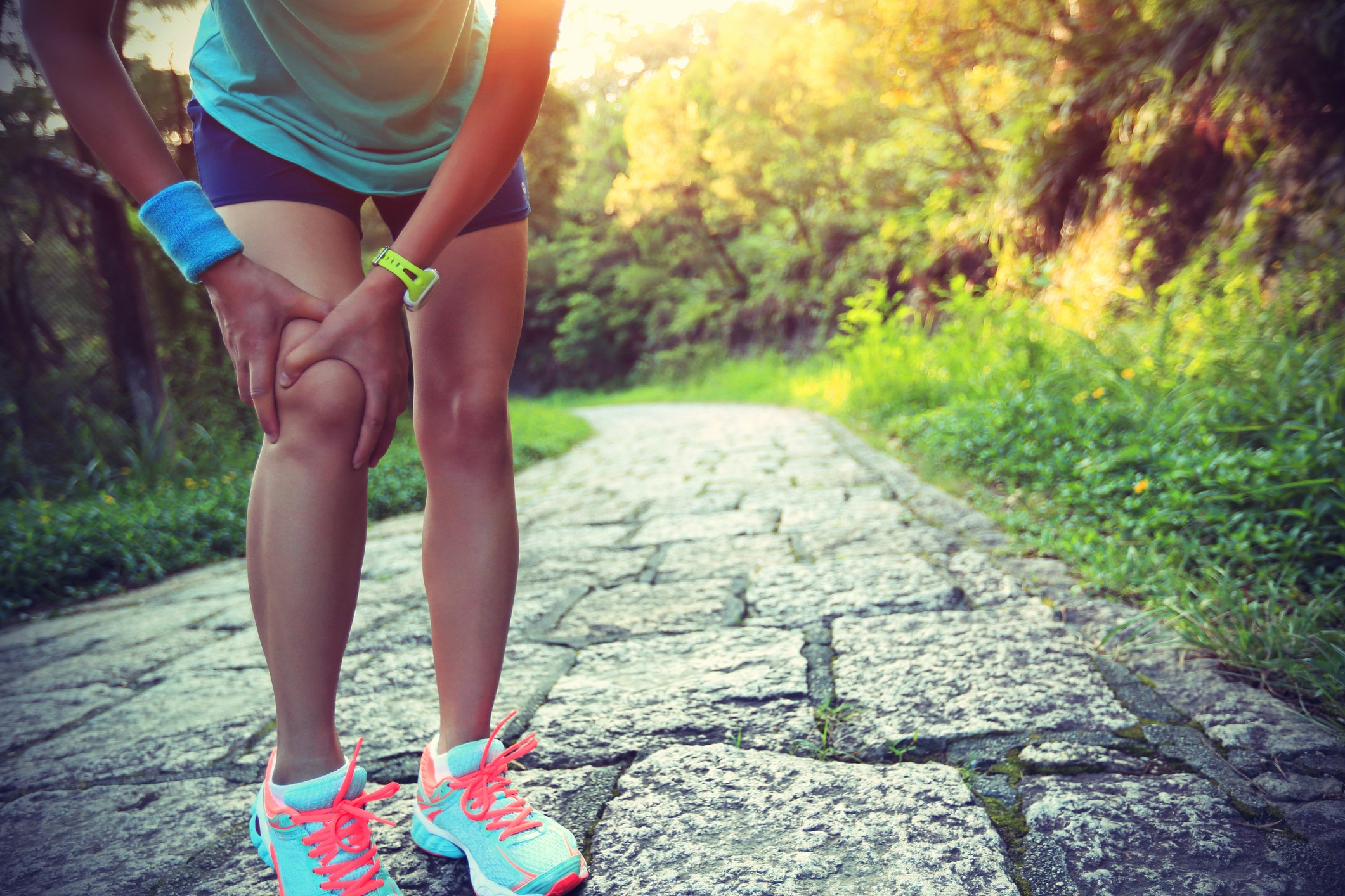 Knee pain, as well other joints, can be reduced or eliminated in days to weeks with regenerative medicine