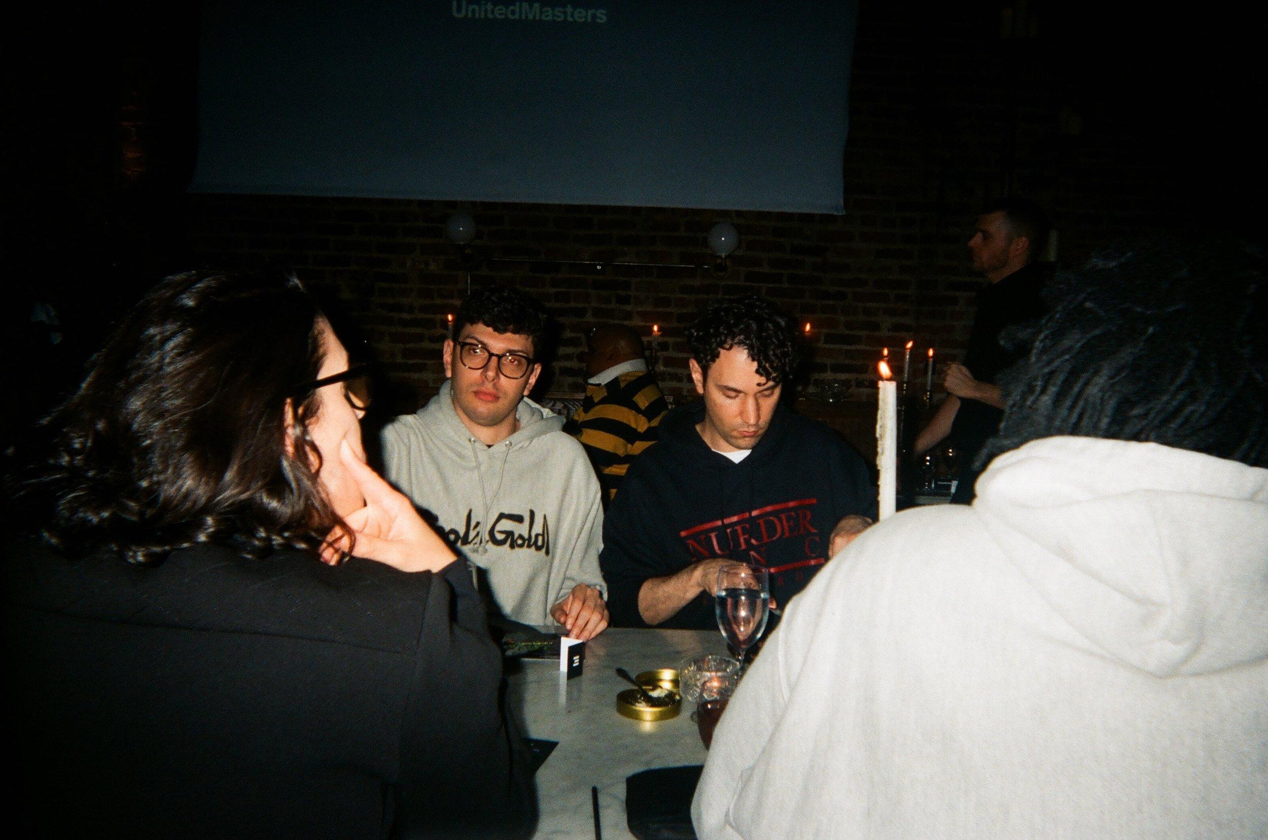Karlie, Jeff, Eric