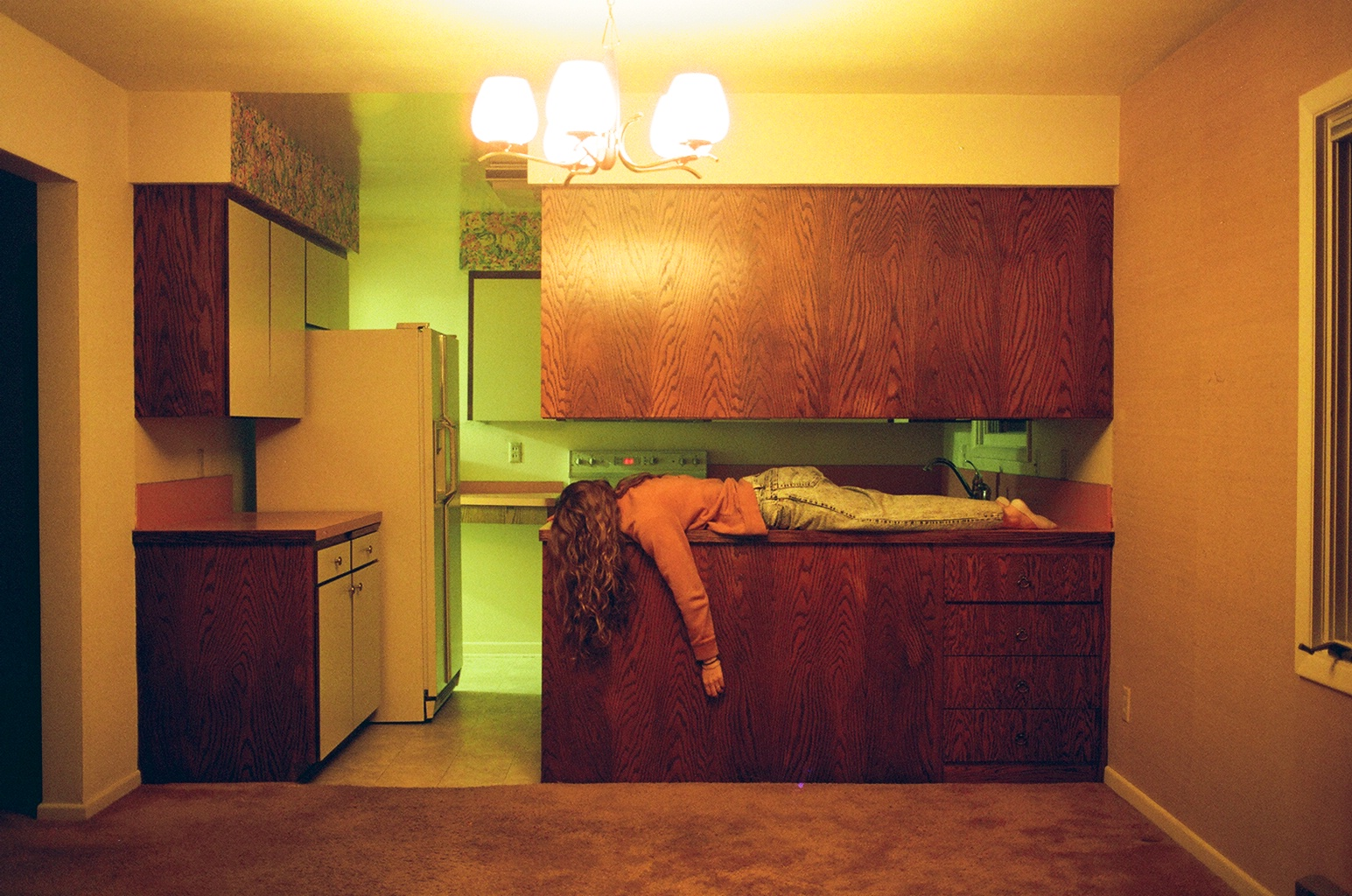 the kitchen i learned to cook in 35mm self portrait emily berkey.jpg