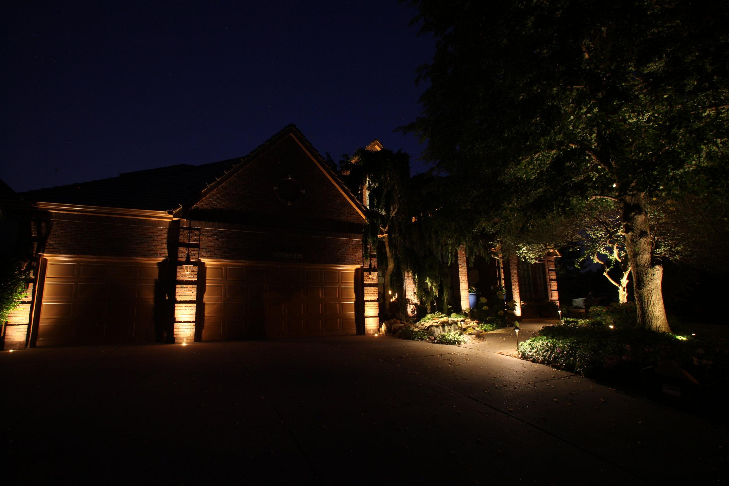 Omaha Home Lighting