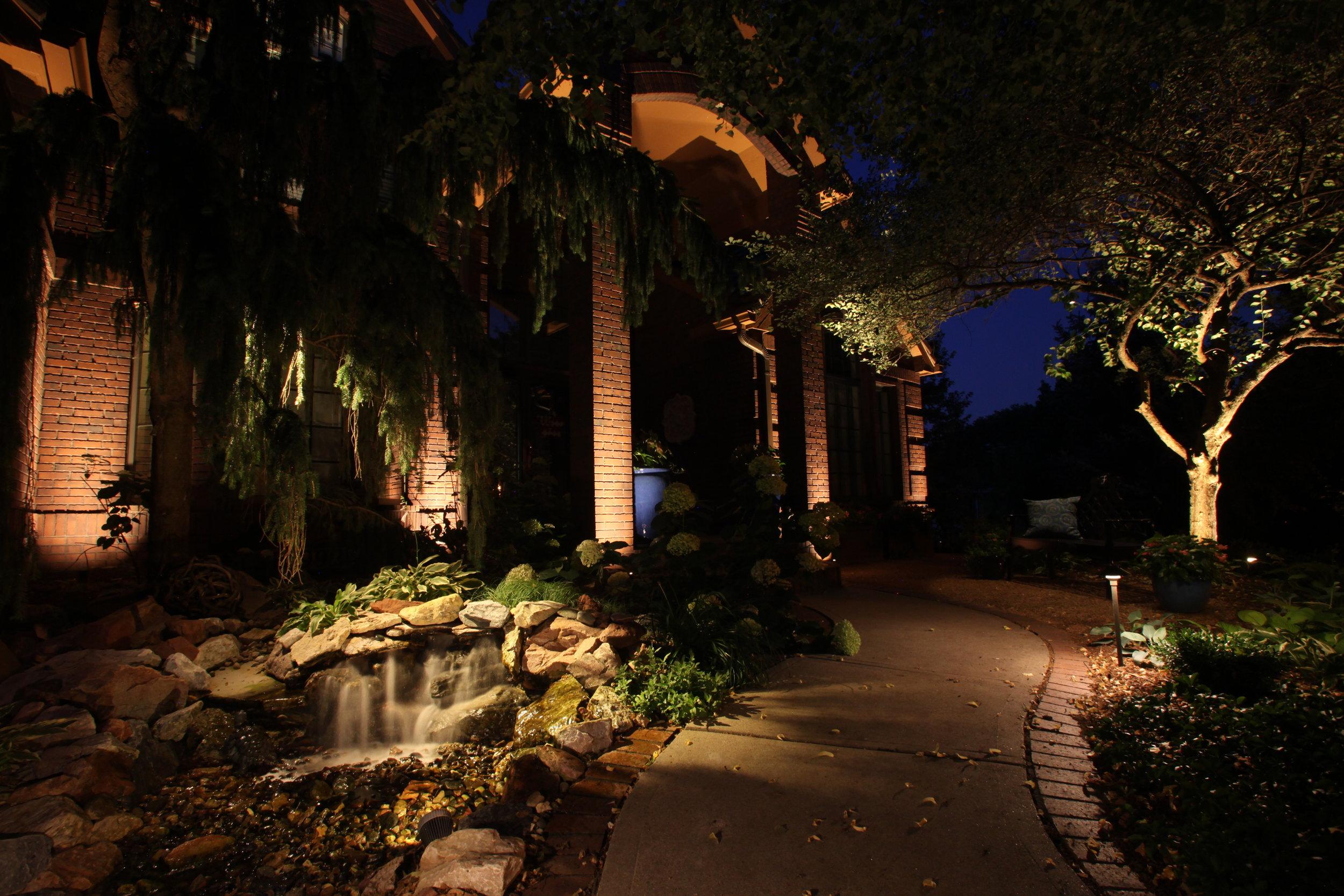 Night Scene Omaha Nightscapes