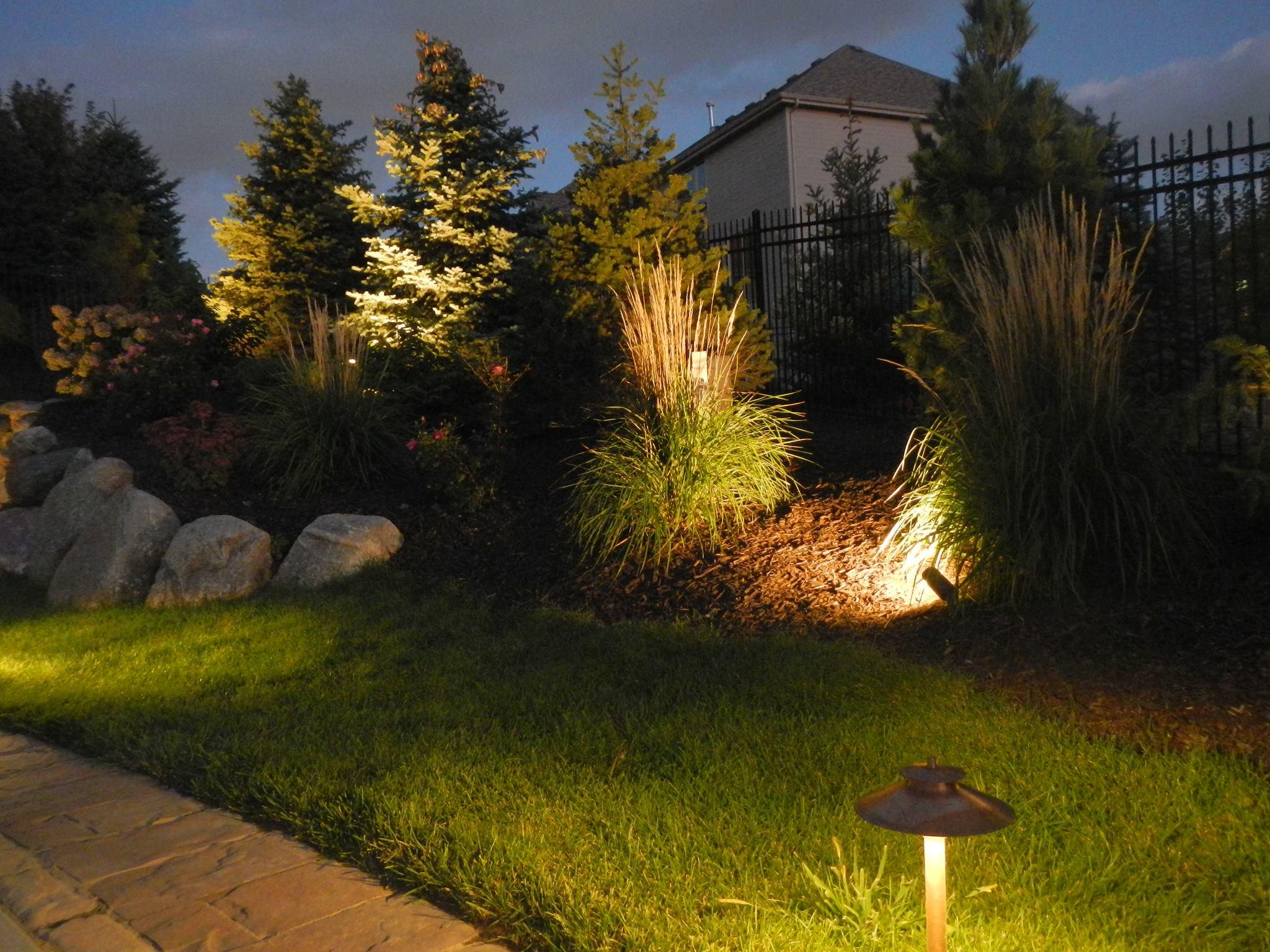Landscape Lighting Omaha