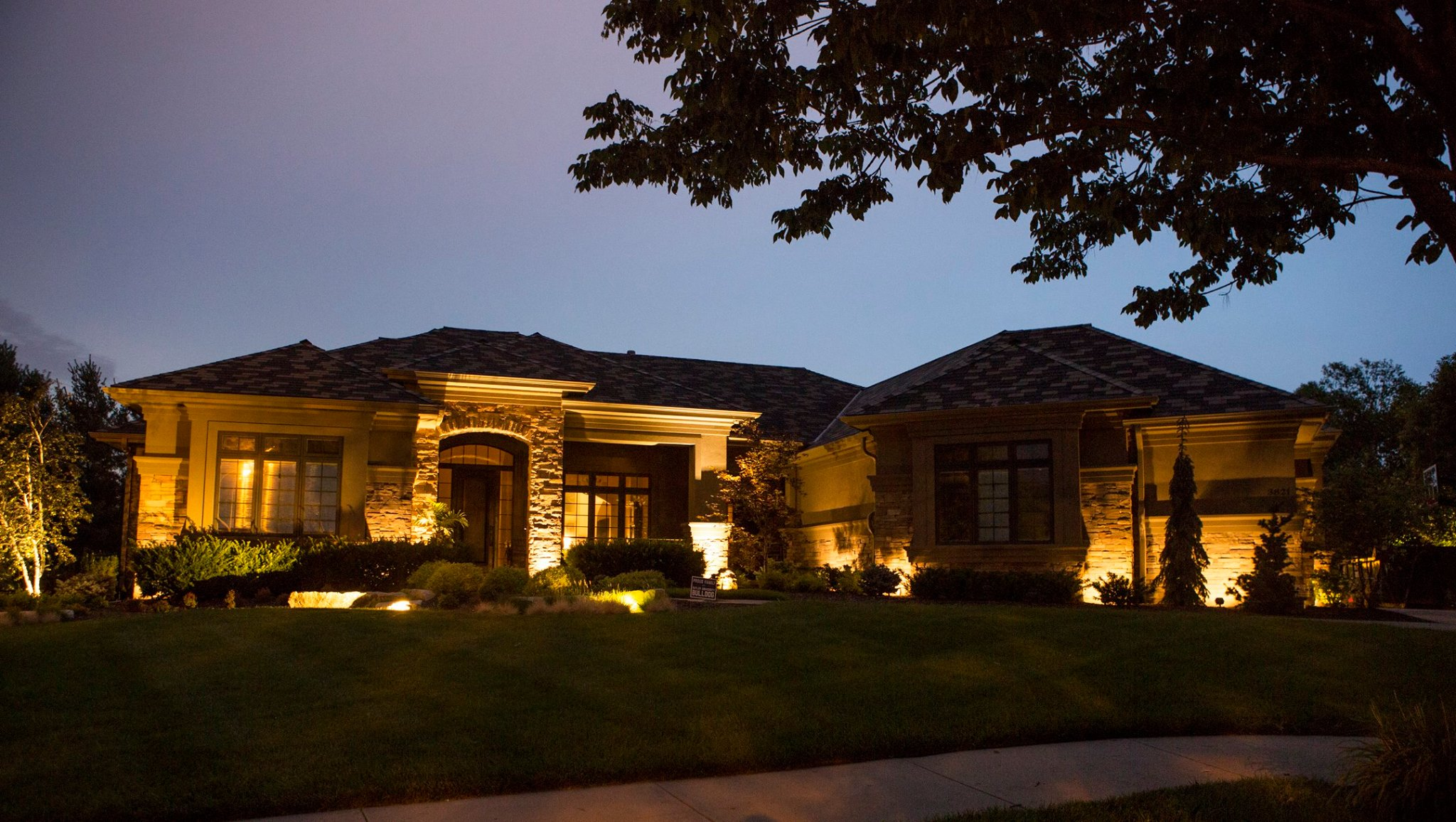 Home and Landscape Lighting Omaha