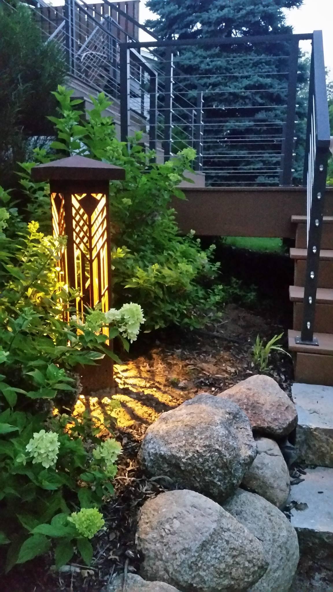 Path Lighting Bennington