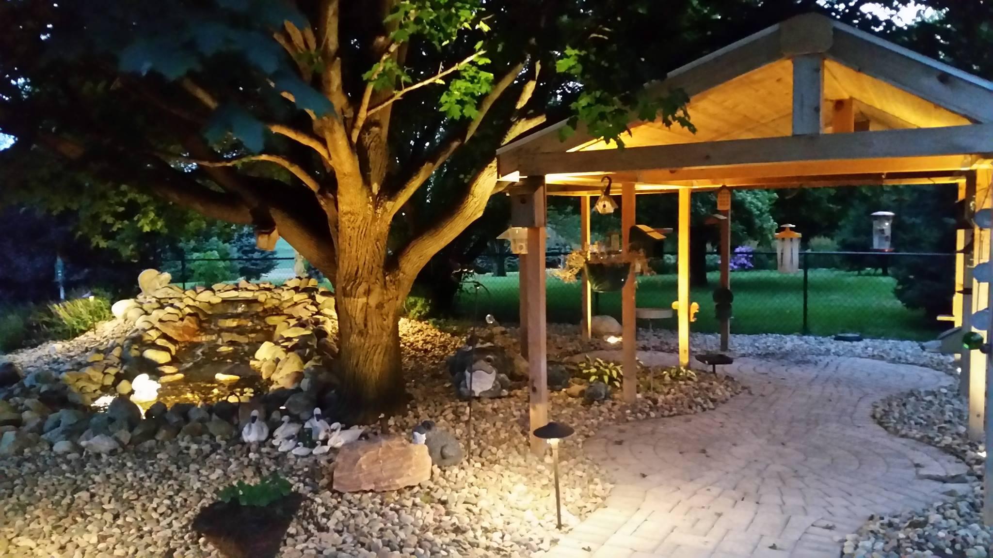 Landscape Lighting Bennington