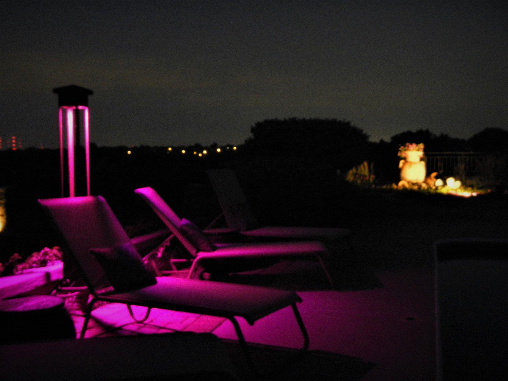 Deck Landscape Lighting Elkhorn
