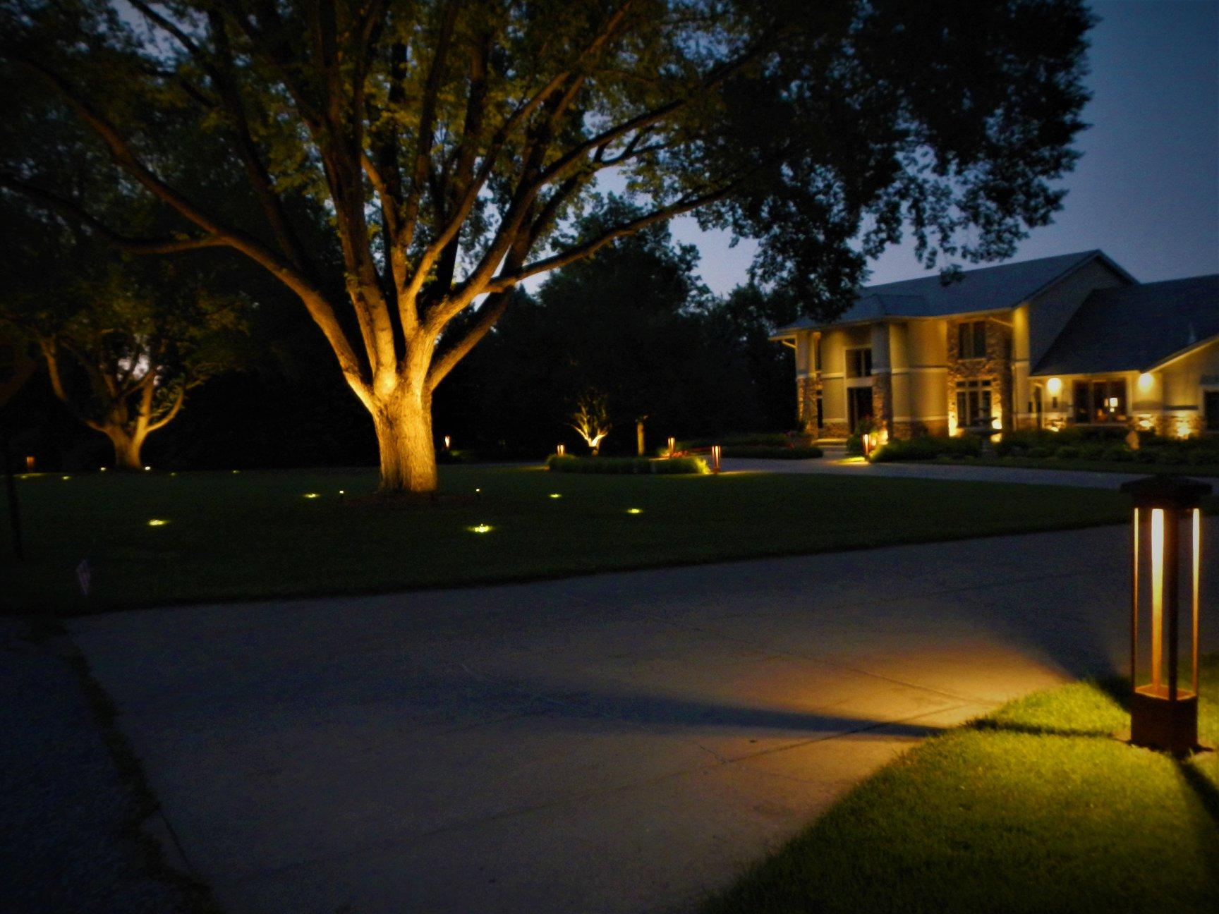 House and Landscape Lighting Elkhorn