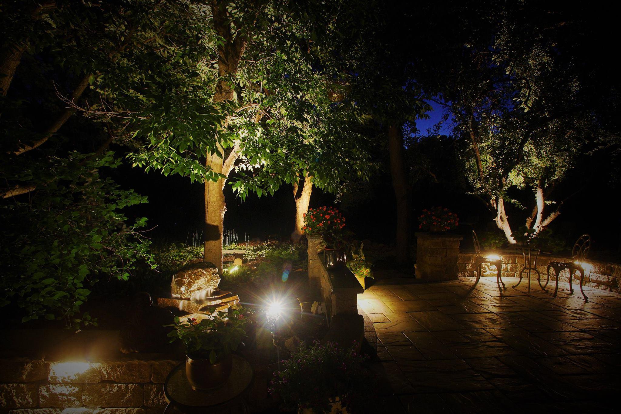 Landscape Lighting Elkhorn